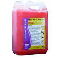 MECAGEL ROUGE