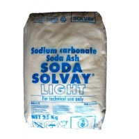 CARBONATE DE SODIUM LEGER 25KG