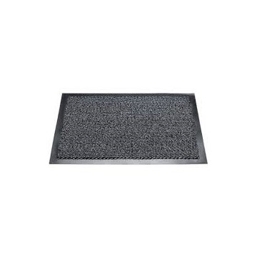 tapis d 39 interieur gris 40x60cm sanital. Black Bedroom Furniture Sets. Home Design Ideas
