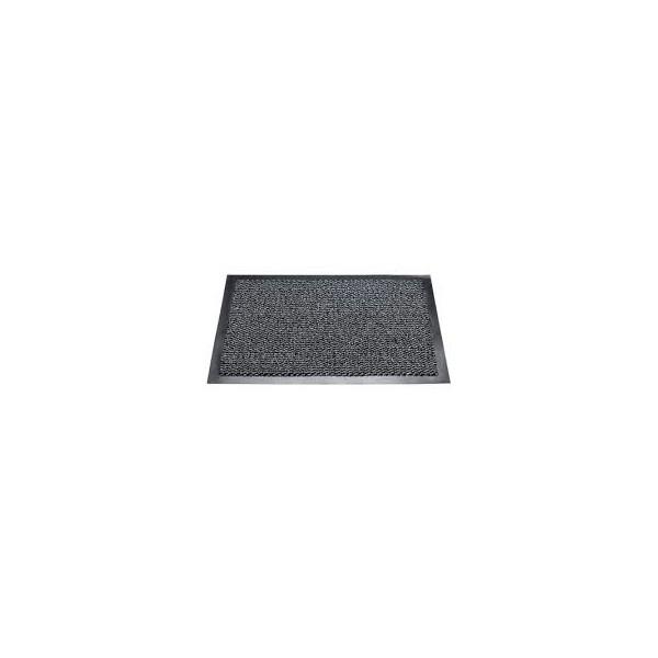 tapis d 39 interieur gris 40x60cm sanital. Black Bedroom Furniture Sets. Home Design Ideas