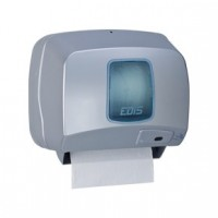 DISTRIBUTEUR ABS BLANC A DETECTION OPTIQUE D'ESSUIE MAINS RLX